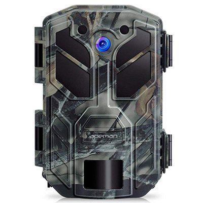 Apeman H70 1080p Wildkamera mit 20MP für 49,99€ (statt 90€)