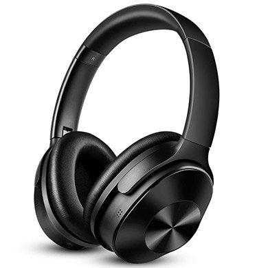OneAudio A9   BT Headset mit ANC & bis zu 30h Spielzeit für 57,39€ (statt 80€)