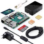 ABOX Raspberry Pi 3 Modell B Plus (B +) Starterkit mit 32GB Class 10 SD-Karte für 59,99€ (statt 80€)