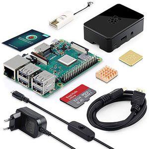 ABOX Raspberry Pi 3 Modell B Plus (B +) Starterkit mit 32GB Class 10 SD Karte für 55,99€ (statt 80€)