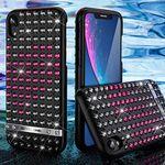 OCYCLONE iPhone XR / XS Max Handyhülle in Schwarz oder Rosa ab 3,96€ – Prime