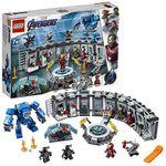 LEGO Marvel 76125 – Iron Mans Werkstatt für 49,19€ (statt 59€)