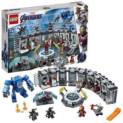 LEGO Marvel 76125   Iron Mans Werkstatt für 49,19€ (statt 59€)