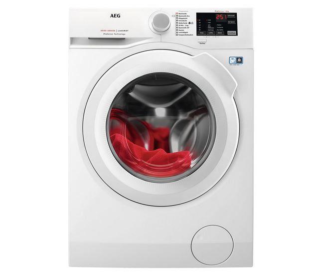 AEG Lavamat L6FBA484 Waschmaschine 8kg bis 1.400U/min ab 389€ (statt 449€)