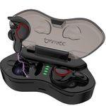 ANVASK Bluetooth-Kopfhörer IPX5-Wasserdicht mit Mikrofon und tragbarer Ladebox für 32,19€ (statt 46€)