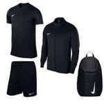 Nike Trainingsset Academy 18 (4-teilig) in vielen Farben und Größen nur 45,95€ (statt 62€)