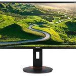 Acer XF270HUC 27 Zoll WQHD Gaming Monitor mit AMD FreeSync Pivot 1msec für 335,90€ (statt 399€)
