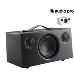 Audio Pro Addon T4 Bluetooth-Lautsprecher in Schwarz oder Weiss für 75,90€ (statt 142€)