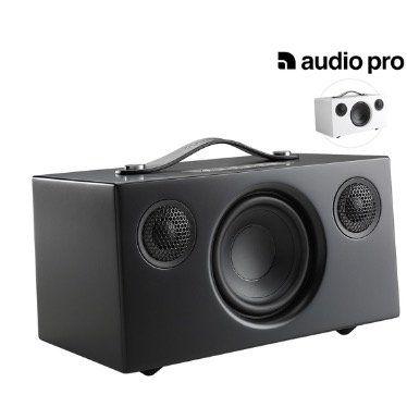 Audio Pro Addon T4 Bluetooth Lautsprecher in Schwarz oder Weiss für 75,90€ (statt 142€)