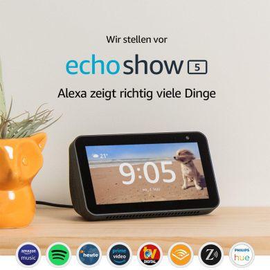 Amazon erweitert die Echo Produktpalette: Show 5 offiziell vorgestellt