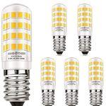AMBOTHER – 5er Pack E14 LED Leuchtmittel je 4,5Watt für 7,49€ mit Prime (statt 15€)