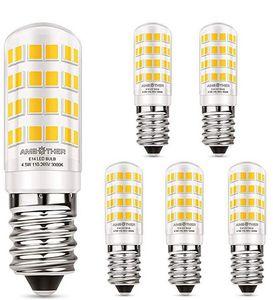 AMBOTHER   5er Pack E14 LED Leuchtmittel je 4,5Watt für 7,49€ mit Prime (statt 15€)
