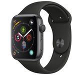 Apple Watch Series 4 space grau 44 mm Sportarmband für 404€ (statt 425€)