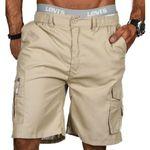 Golden-Brands B413 Herren Shorts mit Dehnbund für 10,90€ (statt 15€)