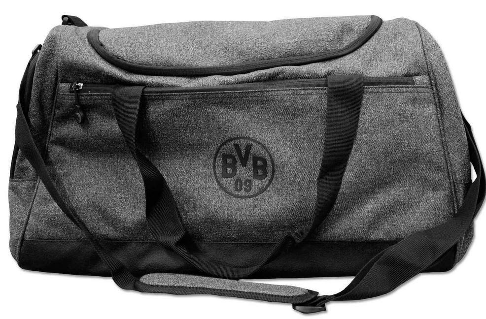 BVB graue Sporttasche für 19,09€ (statt 40€)