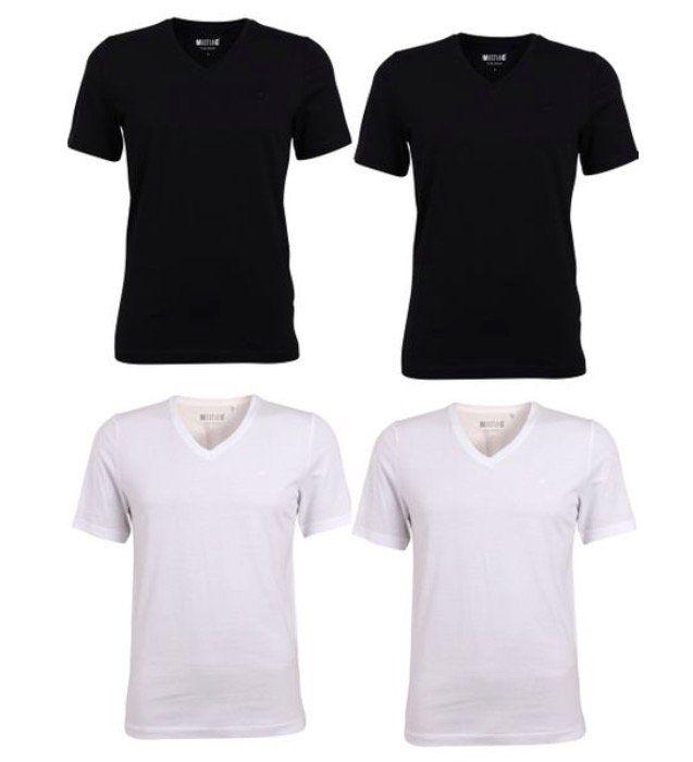 8er Pack Mustang Basic T Shirts für 41,93€ (statt 55€)