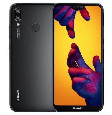 Huawei P20 lite 64GB für 49€ + o2 Free M mit 10GB LTE für nur 14,99€mtl.