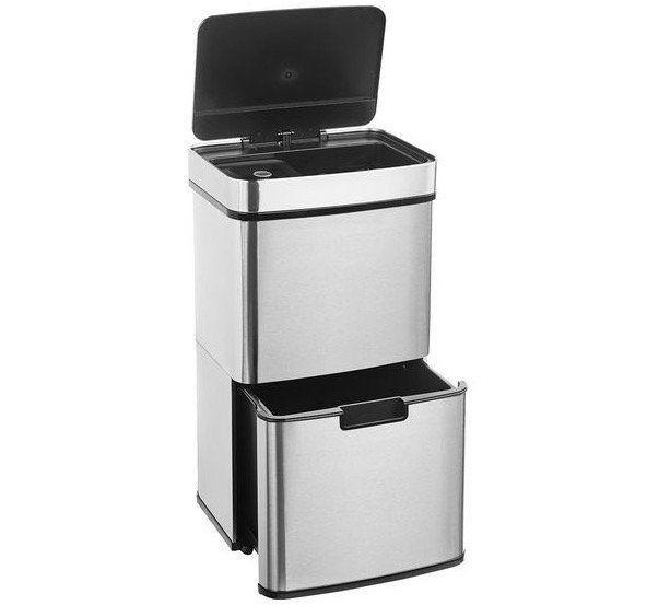 Automatisches 3 fach Mülltrennsystem mit Sensor für 99,95€ (statt 132€)