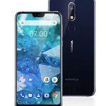 Nokia 7.1 Smartphone mit Android One und 32GB für 185,90€ (statt 205€)