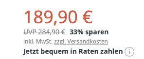Schnell? Maxi Cosi 2Way Pearl in Sparkling Grey für 191,85€ (statt 250€)