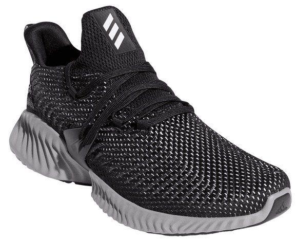 adidas Laufschuhe alphabounce Instinct M in schwarz/grau für 59,95€ (statt 67€)