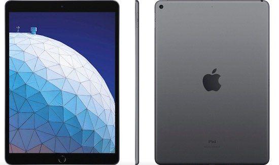 Apple iPad Air (2019) 256GB WiFi Spacegrau für 615€ (statt 645€)