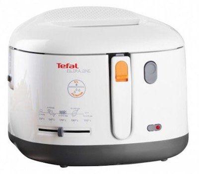 Tefal Filtra One FF1631 Fritteuse mit patentiertem Clean Oil System für 29,94€ (statt 49€)