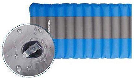 SGODDE Luftmatratze / Isomatte Ultraleicht 12cm dick für 25,99€ (statt 40€)