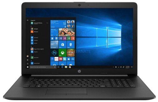 HP Notebook 17 by0212ng (17,3, 8GB RAM, 256GB SSD) für 299€ (statt 352€)