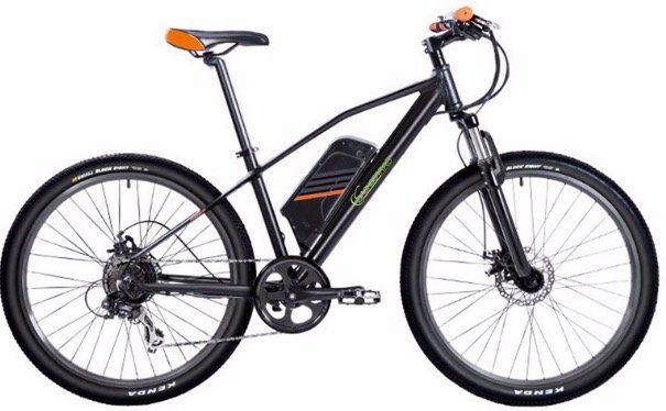 🔥 E Bike Sachsenrad E Racing 26 Zoll Bike R6 für nur 879,99€ (statt 1.349€)   Shimano Deore