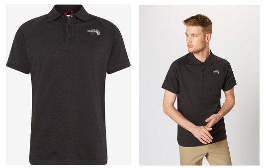 The North Face Herren Shirt Raglan in S, M oder L für 24,25€ (statt 39€)