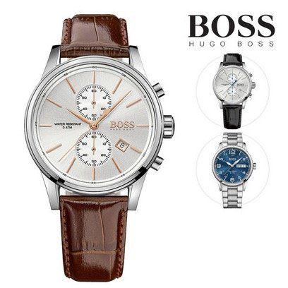 Hugo Boss Armbanduhren für 145,90€   z.B. Hugo Boss Jet Chrono (statt 166€)