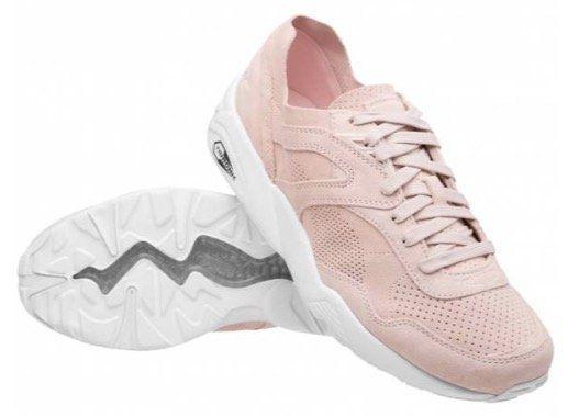 Puma R698 Soft Pack Unisex Trinomic Sneaker für 25,16€ (statt 32€)