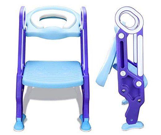 Kinder Toilettentrainer mit Treppe für 19,59€ (statt 28€)