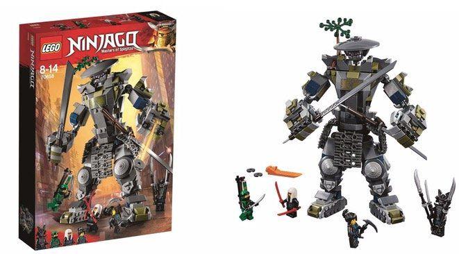 LEGO 70658 Ninjago Oni Titan für 34,99€ (statt 47€)