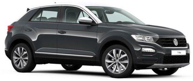 VW T Roc 1.6 TDI Style inkl. Winterpaket im Gewerbe Leasing für 217,14€ mtl. brutto