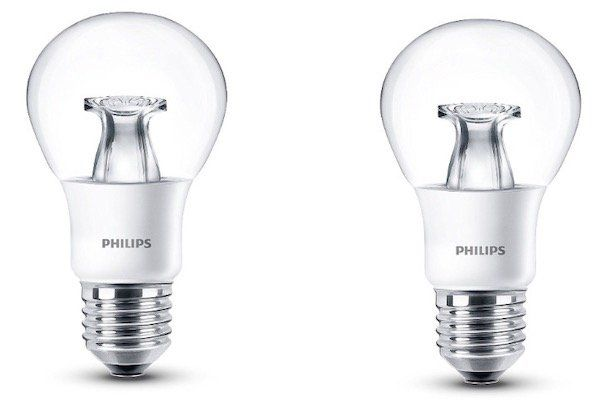 4er Pack Philips LED E27 Lampe 6W 2700K für 8,49€