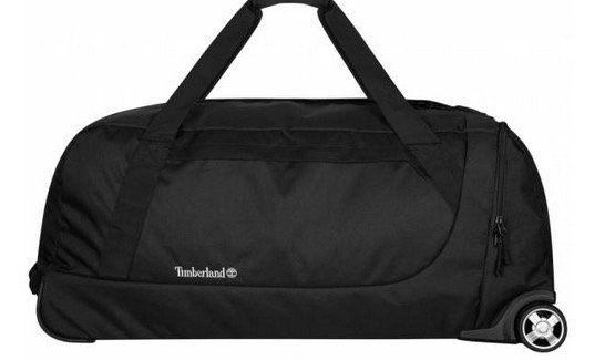 Timberland Large Duffel Bag Reisetasche mit 83 Litern und Rollen für 52,94€