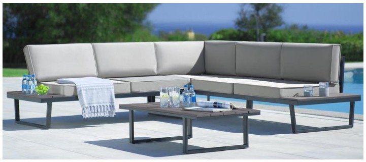 🔥 Mömax: Loungegarnitur Gibby 15 teilig schon ab 279,20€ (statt 590€)