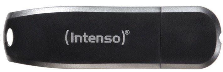 INTENSO Speed Line USB 3.0 Stick in Schwarz mit 256GB für 25€ (statt 32€)