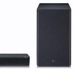 LG SK8 2.1 Dolby Atmos Bluetooth Soundbar + wireless Subwoofer für 185,90€ (statt 258€)