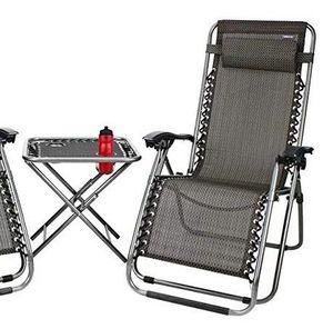 Abbey Camp Terrassen Set (2 Stühle + Tisch) für 88,90€ (statt 113€)