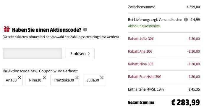Abgelaufen! Philips FC6826 Speedpro Max Akkusauger für 283,99€ (statt 398€)