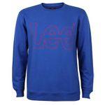 Lee Herren Sweatshirt Outline Logo für 24,95€ (statt 54€)