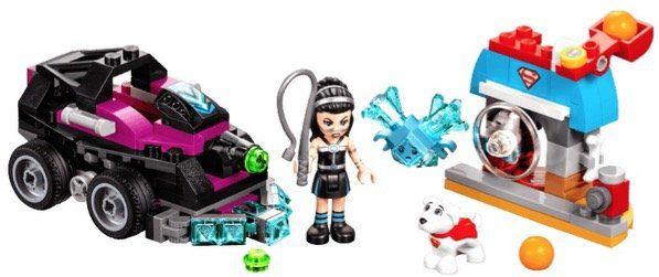 LEGO Lashinas Action Cruiser (41233) Bausatz Mehrfarbig für 7,99€ (statt 12,39€)