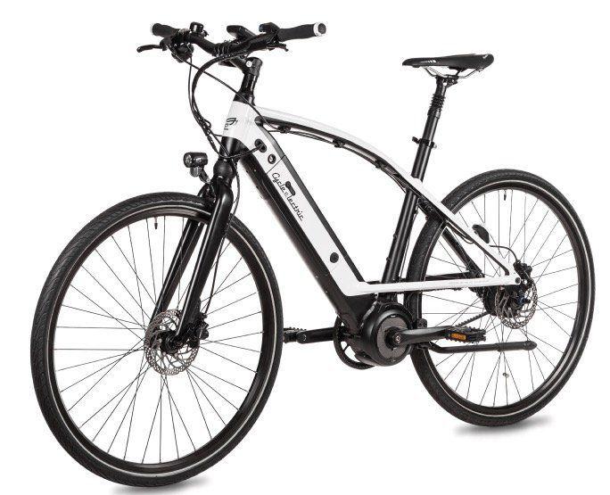 Cycle Electric Milos E Urbanbike als Onesize (25 km/h) für 1.399€ (statt 2.437€)