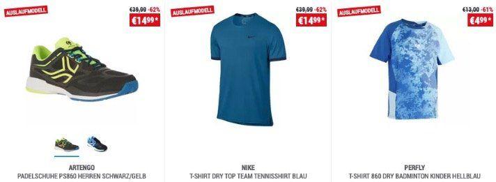 Decathlon Sale bis  80% auf über 1.700 Artikel   z.B. Wanderrucksack NH100 10L in Blau ab 2,99€