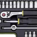 Proxxon 23280 1/4″ (6.3 mm) 50-teiliger Steckschlüsselsatz für 43,85€ (statt 55€)