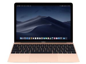 Apple MacBook 12 2017 in Gold mit 256GB für 938€ (statt 1.070€)