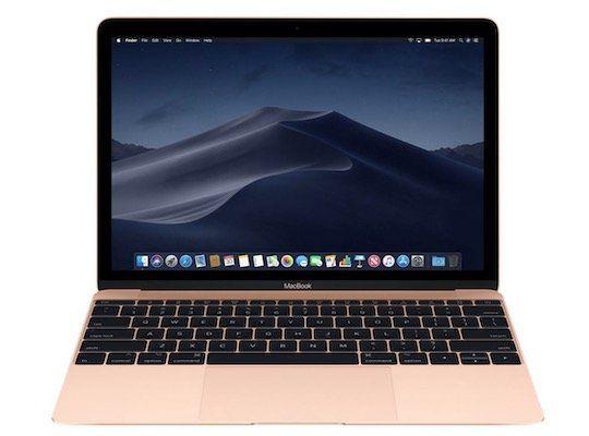 Apple MacBook 12 2017 in Gold mit 256GB für 1.007,99€ (statt 1.179€)